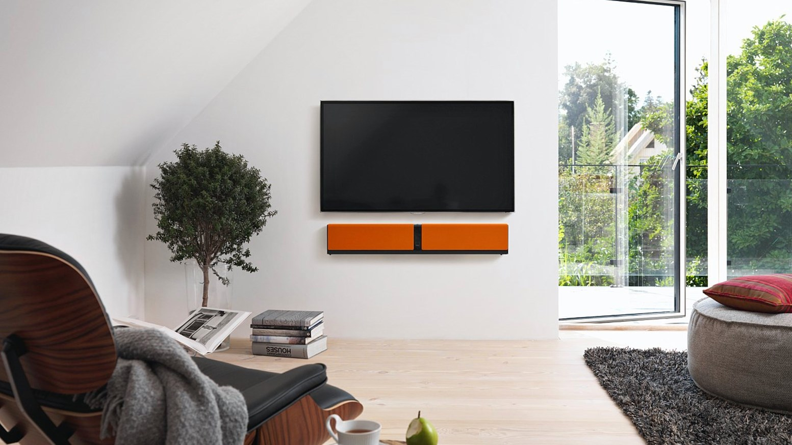 DALI KUBIK ONE - Bluetooth soundbar with true Hi-Fi sound