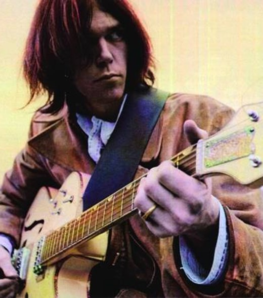 Ken Rose Neil Young