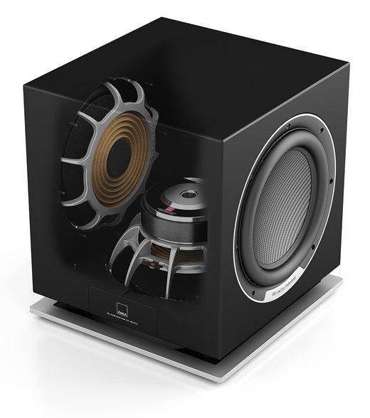 dali sub p 10 dss subwoofer for high end stereo and home. Black Bedroom Furniture Sets. Home Design Ideas